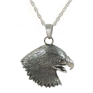 Eagle Keepsake Pendant Urn