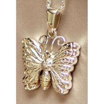 Butterfly Pet Pendant
