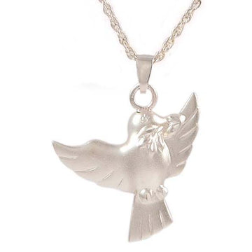 Dove Pet Pendant