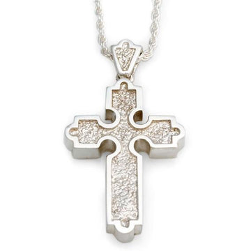 Roman Cross Pendant