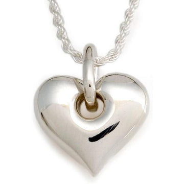 Holy Heart Sterling Silver Pendant