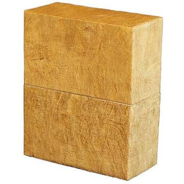 Simplicity Wood Grain Biodegradable Urn