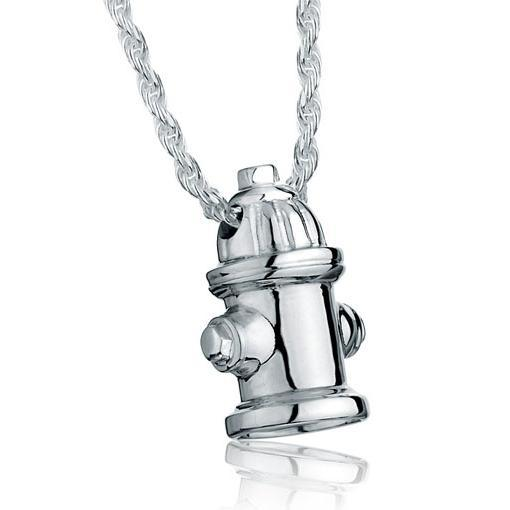 Fire Hydrant Pet Cremation Jewelry