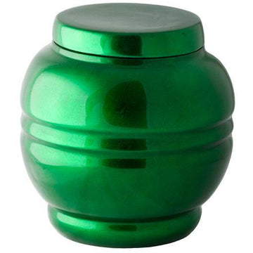 Rainbow Collection, Green Urn