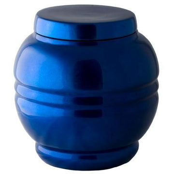 Rainbow Collection, Blue Urn