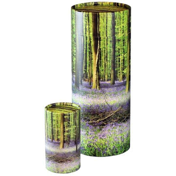 Bluebell Forest Scattering Tube