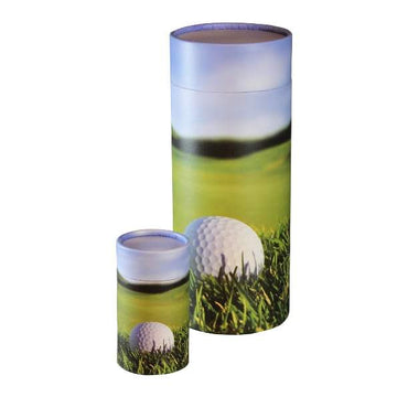 The 19th Hole Scattering Tube
