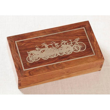 Bicycles Rosewood Urn