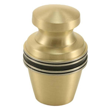 Solid Brass Cremation Keepsake