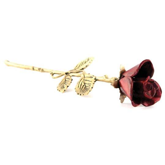Crimson Rose Stem Keepsake