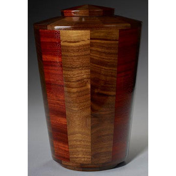 Steve Shannon Wood Adult Urn #11T