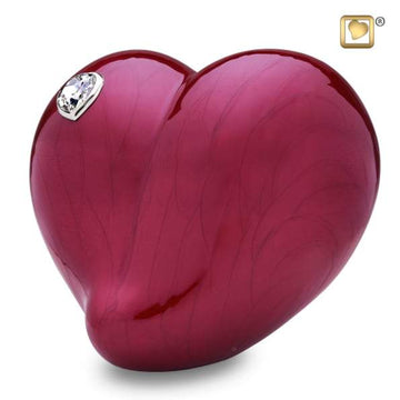 LoveHeart  Adult Urn