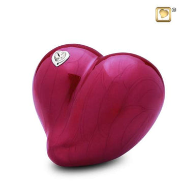 LoveHeart Infant Urn