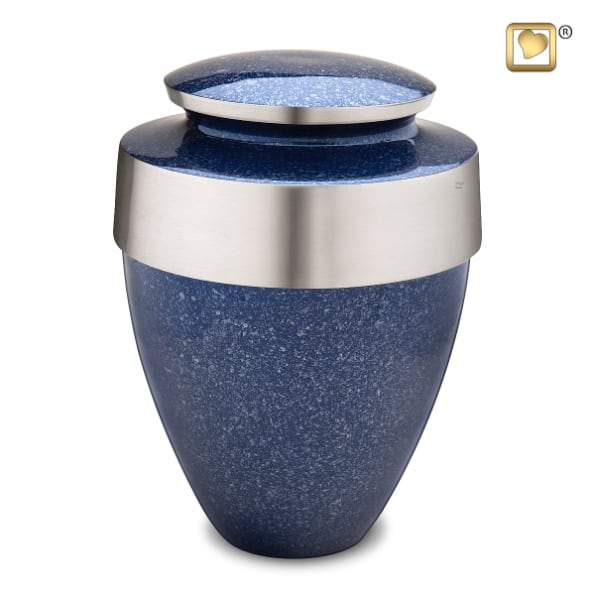 Eternity Speckled Indigo Adult Urn