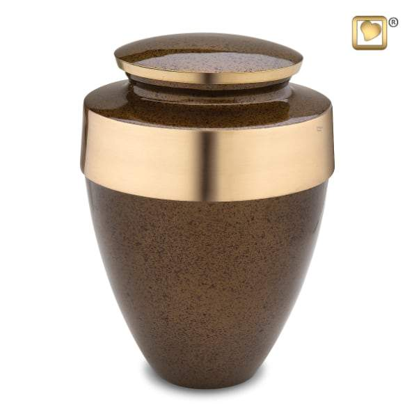 Eternity Speckled Auburn Adult Urn