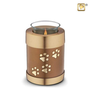 Tealight Pet Bronze