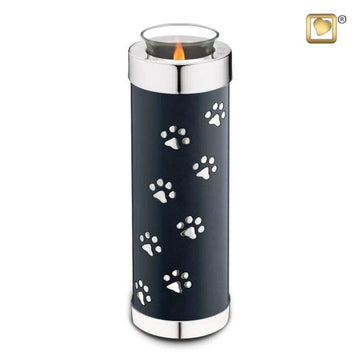 Tealight Cremation Pet Midnight Tall