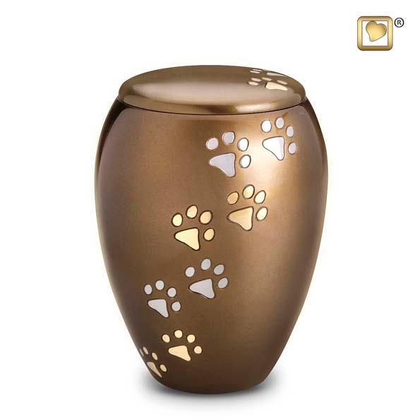 Majestic Paws Pet Urn