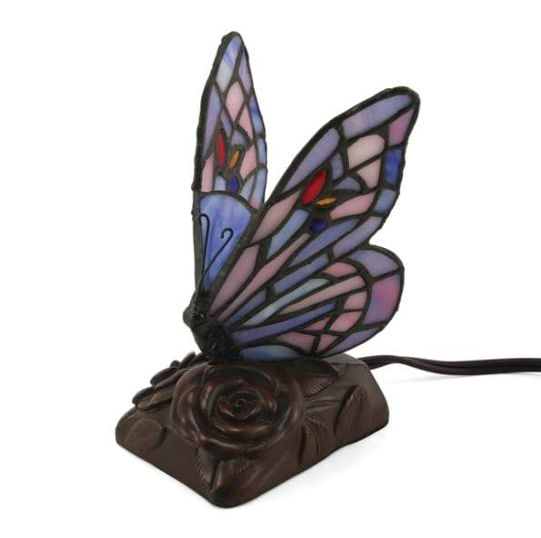 butterfly lamp keepsake