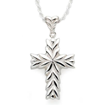 Tribal Cross Pendant