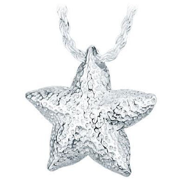 Starfish Keepsake Pendant