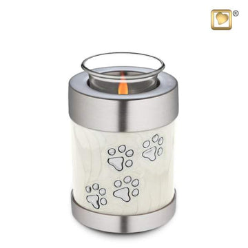 Tealight Pet Pearl Urn