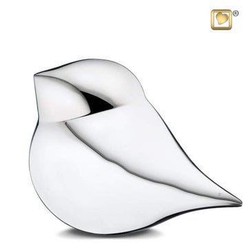 Adult Silver SoulBird Male Urn