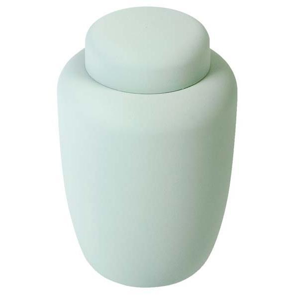 Olive Green Cornstarch Biodegradable Urns
