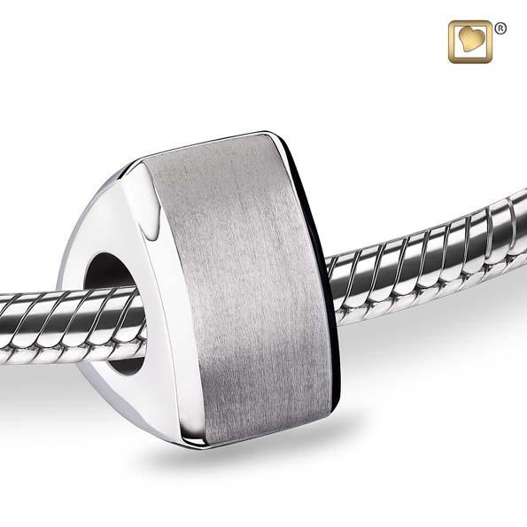Bead EssenceTwo Tone Rhodium Plated