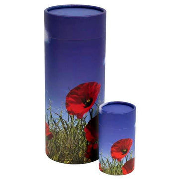Poppy Scattering Tube