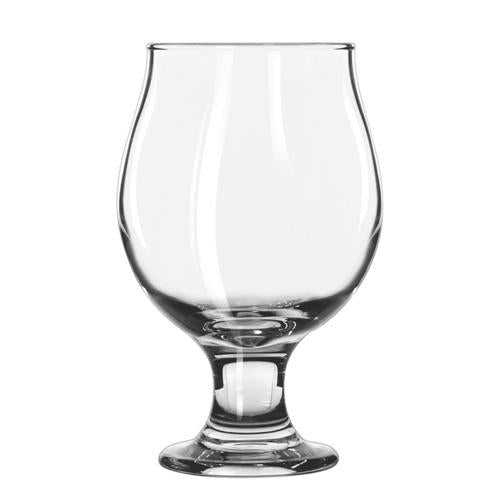 Libbey 3817 10 oz Belgian Beer Glass