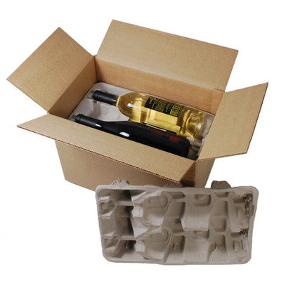 Wine Bottle Shipper