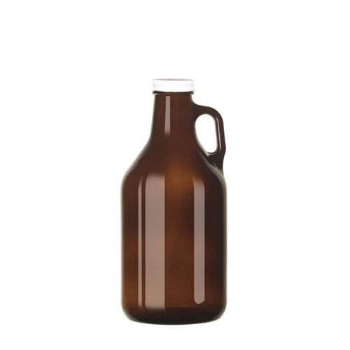32oz Amber Growler