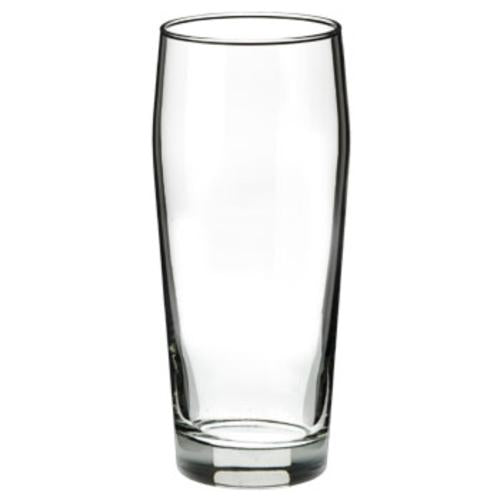 Arc C5872 16 oz Willi Becher Tumbler Pint Glass