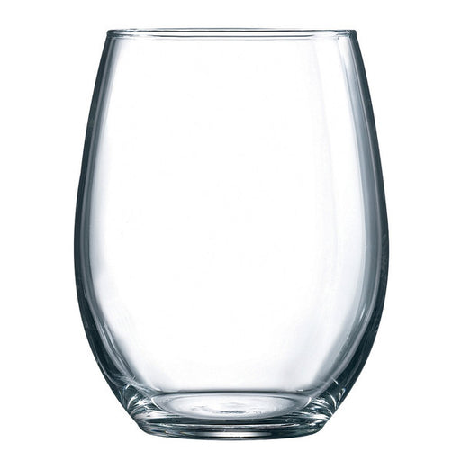 Arc Perfection C8832 9 oz Stemless Wine Glass