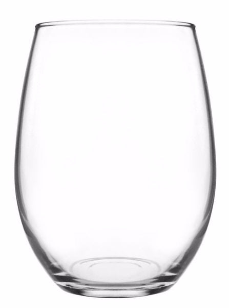 Arc C8303 15 oz Perfection Stemless Wine Glass
