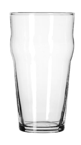 Libbey 14806 16 oz Heat Treated English Pub Glass