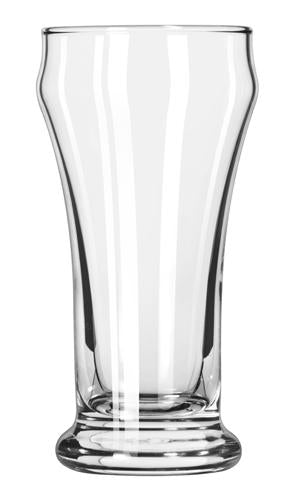 Libbey 16 6 oz Heavy Base Pilsner Glass