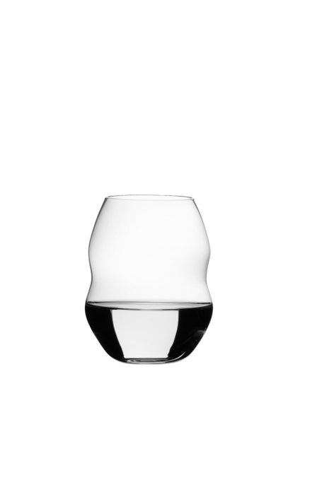 Riedel Swirl 13 oz Stemless White Wine Glass