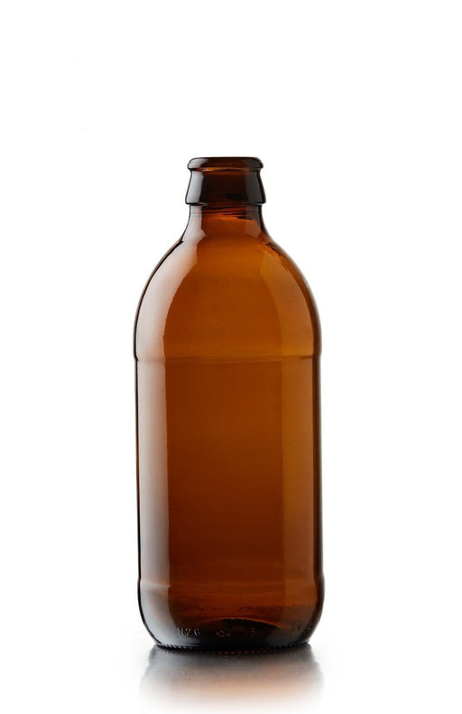 12 oz Stubby Beer Bottle