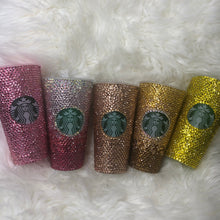 Bling Venti Cold Cups