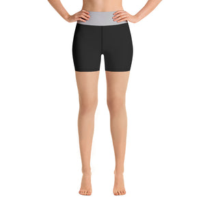 WW Yoga Shorts Black