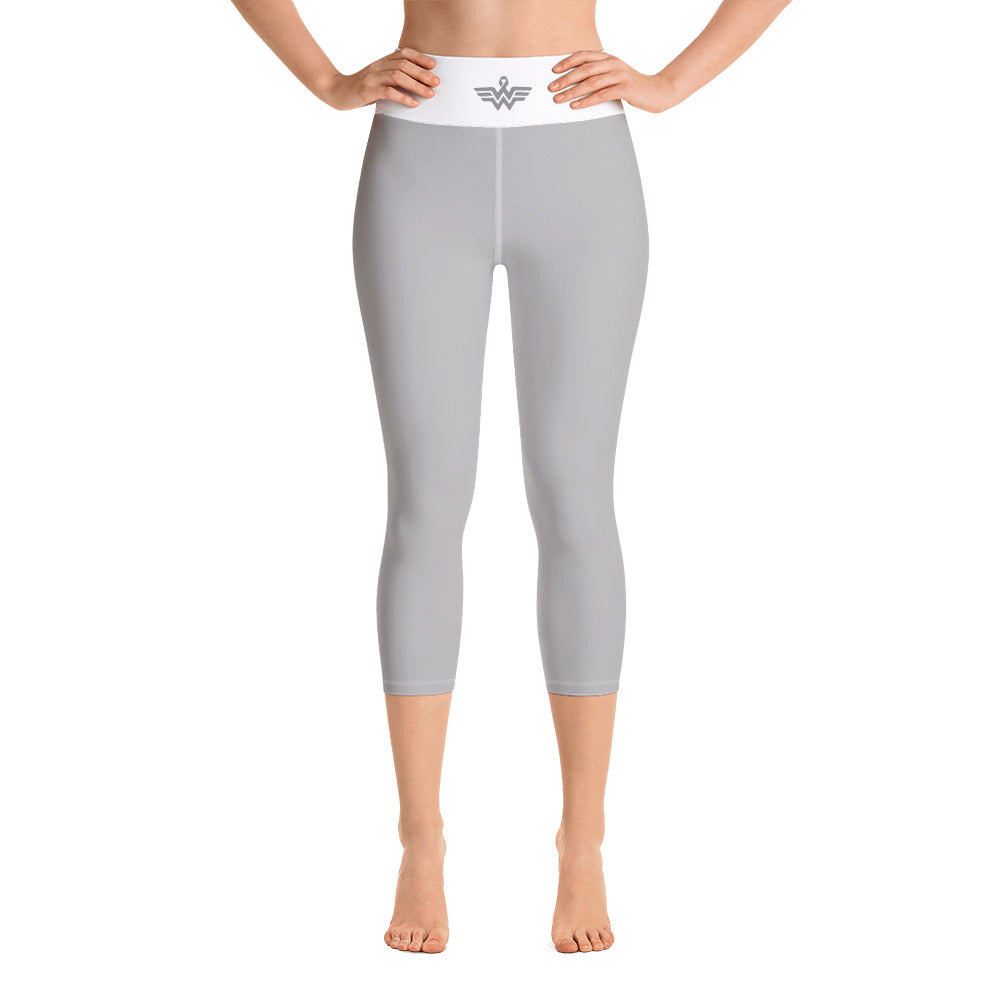 WW Yoga Capri Light Grey