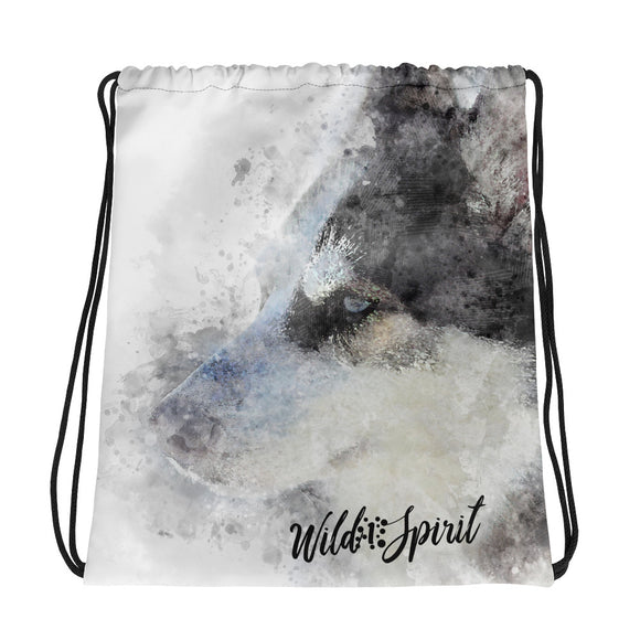 Wild1 Spirit Drawstring bag