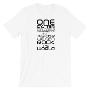 Rock the World Shirt names