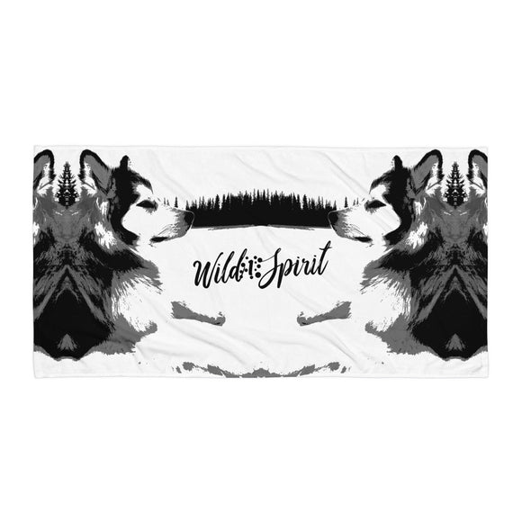 Wild1 Spirit Towel