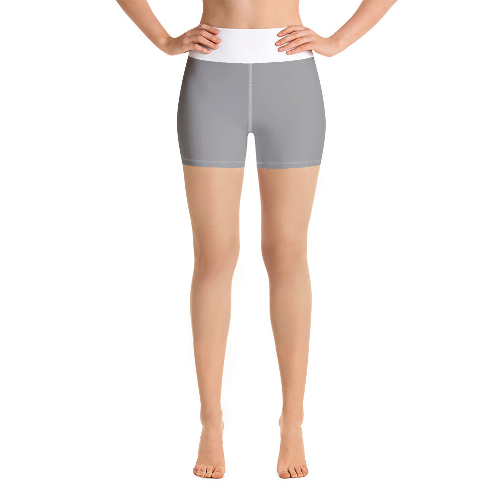 Wild1 Yoga Shorts grey