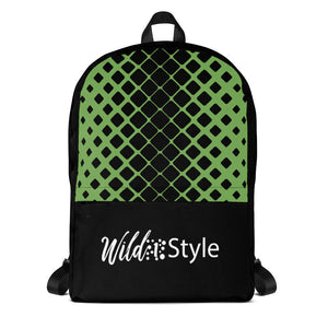 Backpack Green Net