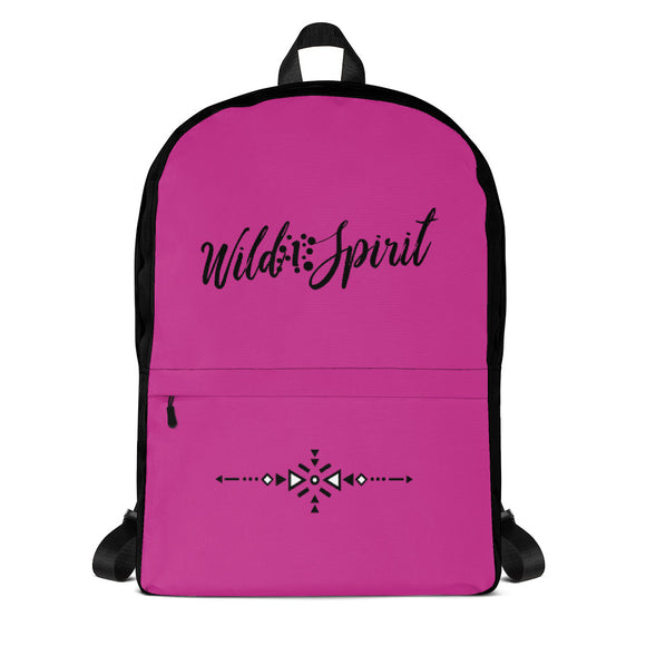 Backpack WS Pink