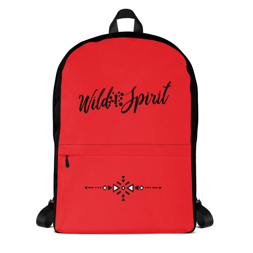 Backpack WS Red